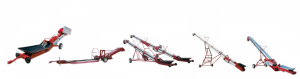 Portable/Stationary Conveyors - Portable Belt Conveyors