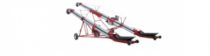Hutchinson Portable Belt Conveyors - Hutchinson Low Profile Commodity Conveyors