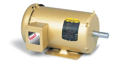 1hp Baldor Tefc 3 Phase Energy Efficient Electric Motor