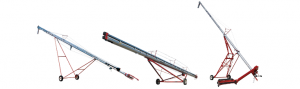 Hutchinson Portable/Stationary Conveyors - Hutchinson Portable Augers