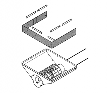 Hutchinson - Hutchinson Hopper Belting Kit