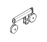 Hutchinson Commercial Klean Sweep Accessories - Hutchinson 1012 Series Accessories - Hutchinson - Hutchinson Sweep Carrier for 1012 & 1214 Series