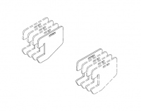 Hutchinson Commercial Klean Sweep Accessories - Hutchinson 1214 Series Accessories - Hutchinson - Hutchinson Sweep Tractor Cast Iron Weight