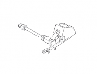 "Hutchinson Portable Auger Accessories - 13"" Hutchinson Portable Auger Accessories - Hutchinson - 13"" Hutchinson Optional Gear Drive Side Drive Kit - 20 Spline"