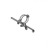"Hutchinson Stationary Screw Conveyor Accessories - 10"" Hutchinson Stationary Screw Conveyor Accessories - Hutchinson - 10"" Hutchinson Cable and Pulley Control"