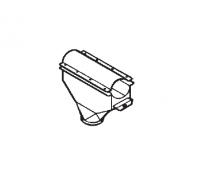 "Hutchinson Stationary Screw Conveyor Accessories - 10"" Hutchinson Stationary Screw Conveyor Accessories - Hutchinson - 10"" Hutchinson Enclosed Slide Gate"