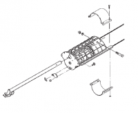 """Hutchinson - 12"""" Hutchinson In-Line Intake Guard Assembly"""