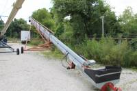 "Used & Refurbished Equipment - Used 12"" x 71' Hutchinson Top Drive Auger"