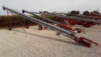 "Used & Refurbished Equipment - Used 12"" x 61' Hutchinson Top Drive Auger"