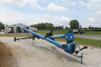 "Used & Refurbished Equipment - Used 10"" x 70' Brandt Swing Away Auger"