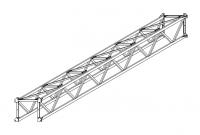 Brownie Systems - Brownie Catwalks - Brownie Systems - Brownie PS42 Pipe Bridge
