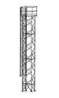 Greene - Greene Ladder & Cage Package