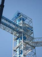 Support Towers - LeMar Support Towers - LeMar Industries - LeMar Bucket Elevator Support Tower