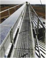 Catwalks - Honeyville Manwalks & Conveyor Supports - Honeyville  - Honeyville Conveyor Support