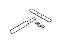 Hutchinson Standard Unload System Parts & Accessories - Hutchinson Standard Bin Unload Control Pipe Kits - Hutchinson - Hutchinson Standard Control Pipe Kit for 20'-22' Bin
