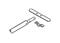 Hutchinson Standard Unload System Parts & Accessories - Hutchinson Standard Bin Unload Control Pipe Kits - Hutchinson - Hutchinson Standard Control Pipe Kit for 26'-28' Bin