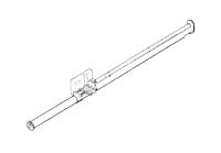 "8"" Hutchinson 7.5HP Lowboy Unloading Auger - 3-Belt"
