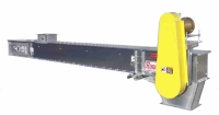 "Flat/Horizontal Drag Conveyors - Honeyville Flat/Horizontal Drag Conveyors - Honeyville  - 9"" x 14"" Honeyville Gentl-Flow Drag Conveyor"