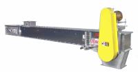"Flat/Horizontal Drag Conveyors - Honeyville Flat/Horizontal Drag Conveyors - Honeyville  - 19"" x 25"" Honeyville Gentl-Flow Drag Conveyor"