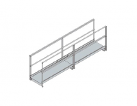 Sentinel Building Systems - Sentinel Eclipse Non-Trussed Manwalks