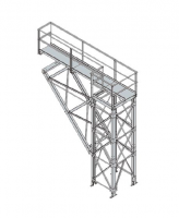 Sentinel Building Systems - Sentinel Supports for Grain Pump Loop Systems - Sentinel Building Systems - Sentinel Eclipse Platform Extensions