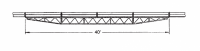 Hutchinson Model 50 Mass-Ter Mover - Hutchinson Model 50 Mass-Ter Mover Parts - Hutchinson - Hutchinson 40' Truss Kit for Model 50