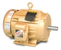 Baldor Three Phase Motors - Baldor Three Phase Energy Efficient Motors - Baldor - 15HP Baldor TEFC 3 Phase Energy Efficient Electric Motor