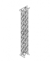 Greene Support Towers & Accessories - Greene Support Towers - Greene - Greene Double Brace Conveyor Support Tower