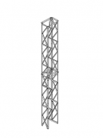 "Greene - Greene 27"" x 17"" Single Brace Tower 10' Section"