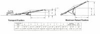 Hutchinson Portable Belt Conveyors - Hutchinson Portable Belt Conveyors - Hutchinson - 85' Hutchinson Portable Belt Conveyor - Electric